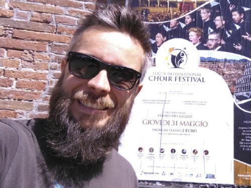 Co-ideatore e fondatore del Festival